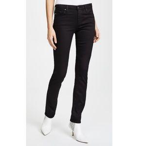 AG Harper black jeans, size 25, VGUC